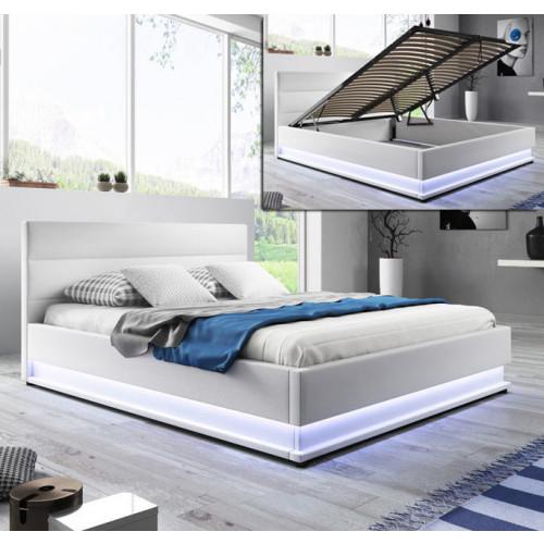 cama naomi blanco