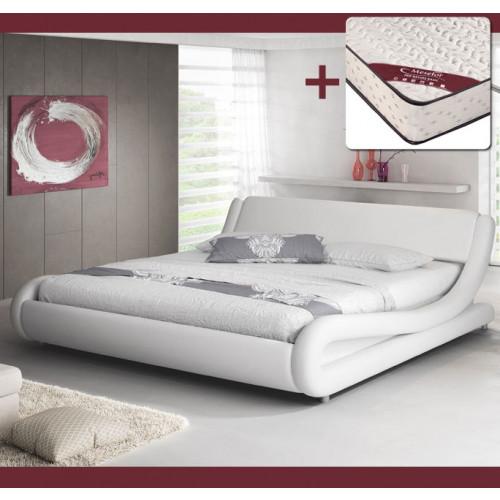 cama piccione cc blanca