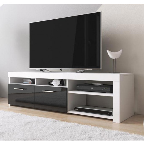 mueble-tv-corina-140-blanco-negro