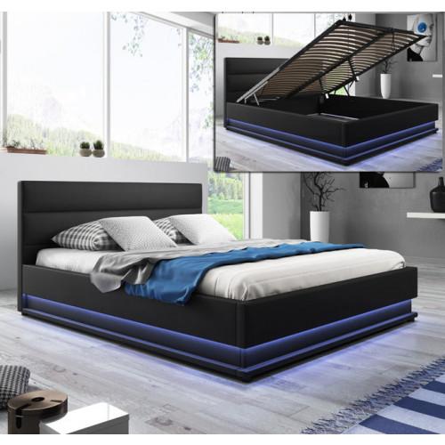 cama naomi negro