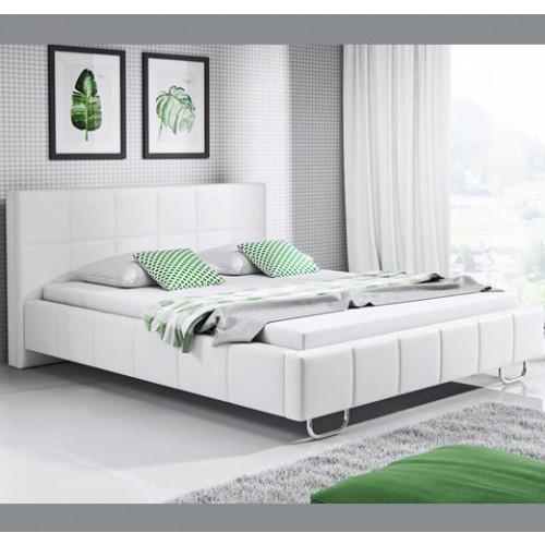 Cama Letto Lit Scurcola Blanco Bianco Blanc