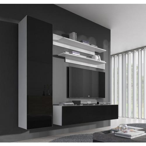 conjunto meubles nerea blanco negro g1