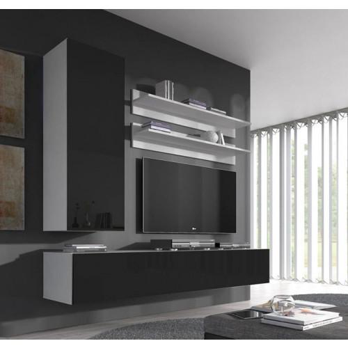 conjunto meubles nerea blanco negro h1