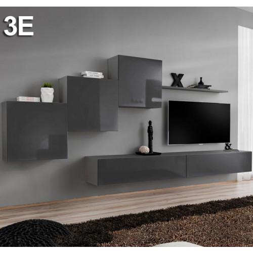 Samenstelling Baza 3E grijs (3,3m)