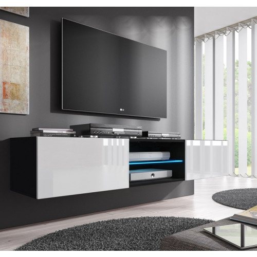 tv-meubel-tenon-zwart-wit