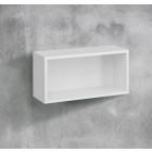 armario colgante marc h70 blanco