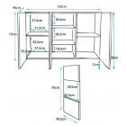 medidas_le_lu_a2_pies_aluminio