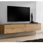 mueble tv baza h120 roble