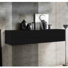 mueble tv kaira h150 negro
