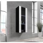 vitrine zabel zwart wit